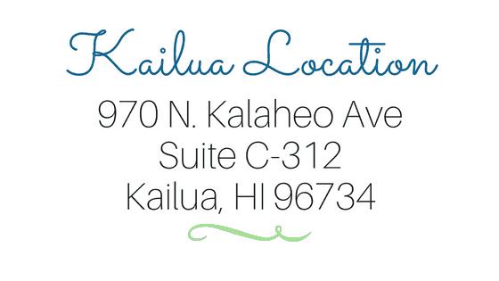 KAILUA LOCATION