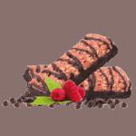 Raspberry and Chocolate Bar