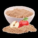 Apple Flavored Oatmeal