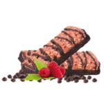 Raspberry and Chocolate Bar