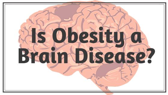 Is Obesity a Brain Disease-