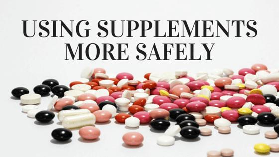 safe supplements